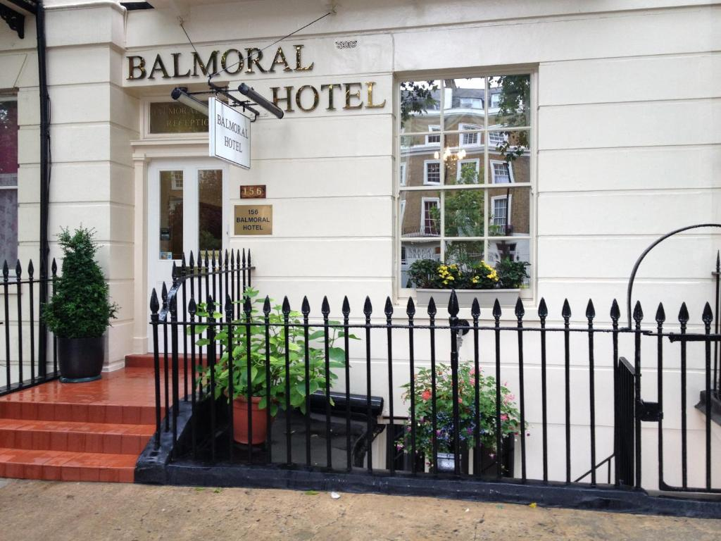 Balmoral House Hotel London Including Reviews