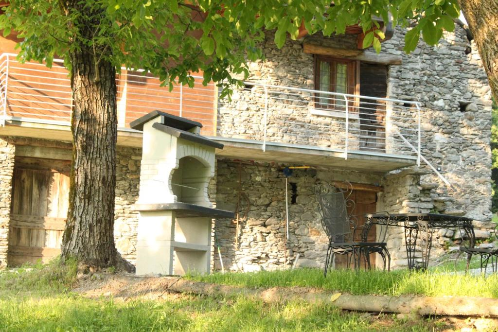 Ferienhaus RUSTICO PRATO GRANDE (Italien Colico) - Booking.com