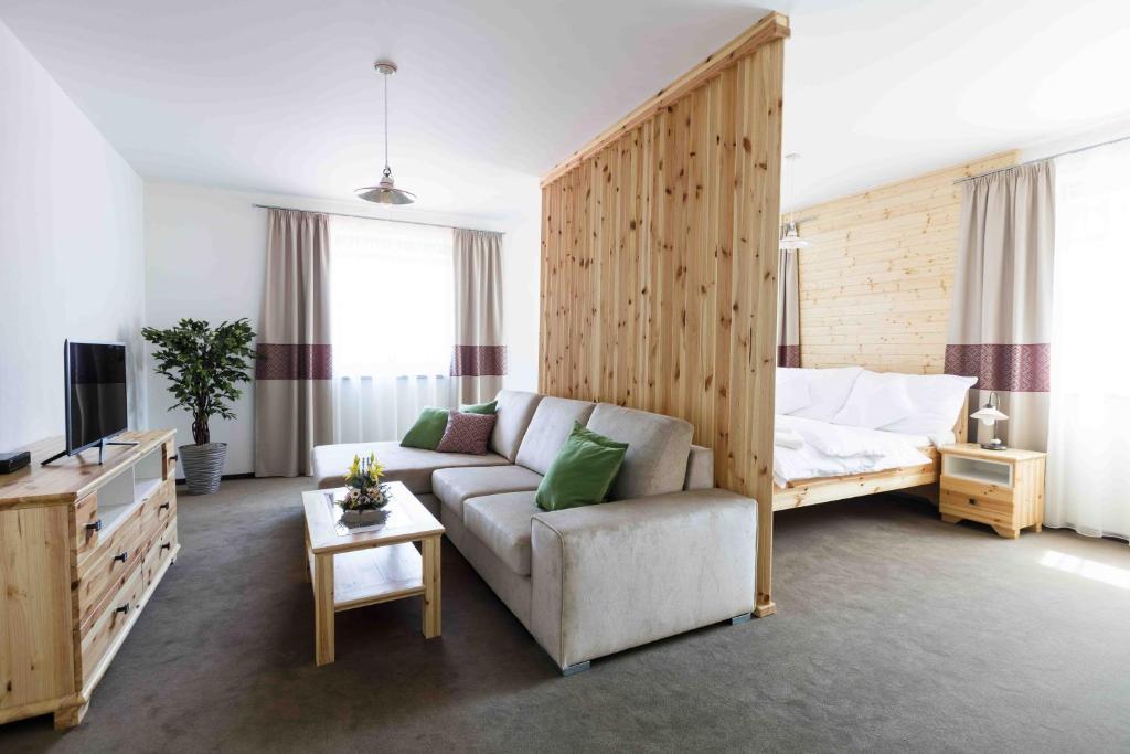 Posedenie v ubytovaní Rezort Gothal Apartmány