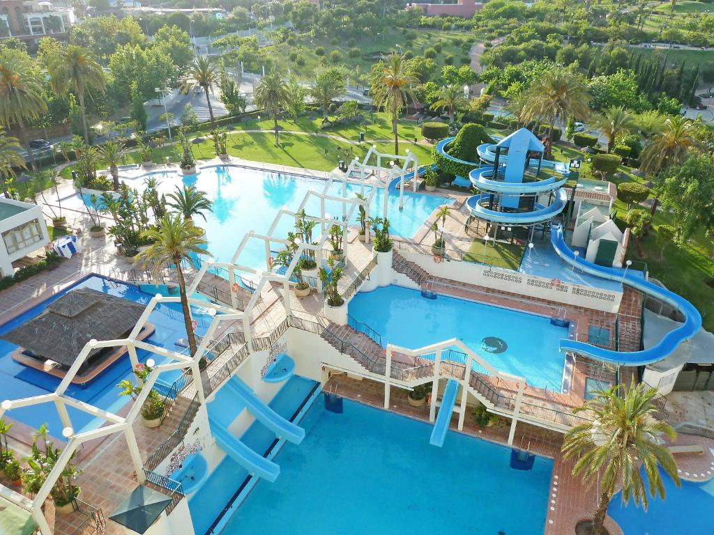 Image Result For Benalmadena Hotel And Apartment Location Map