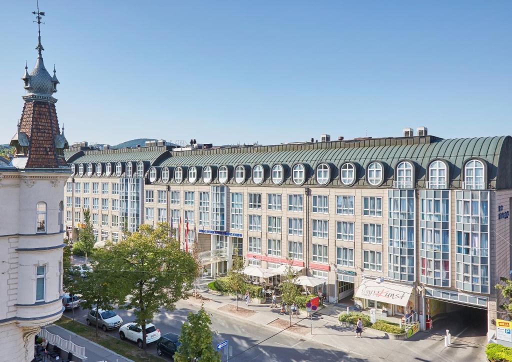 Living Hotel Kaiser Franz Joseph By Vienna Austria Bookingcom