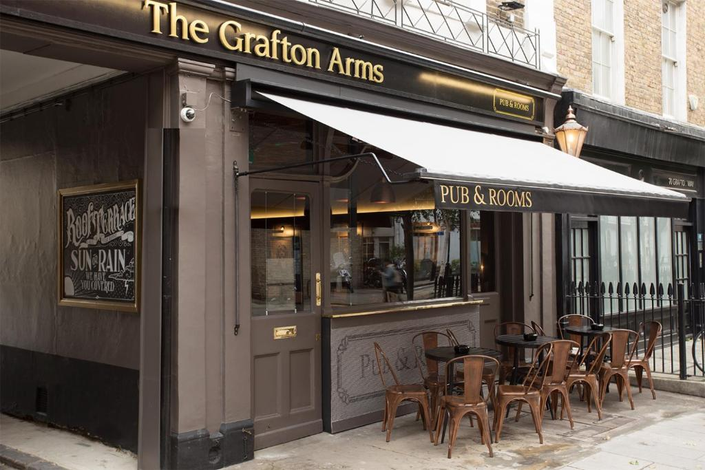 Bed And Breakfast The Grafton Arms Pub & Rooms, London, UK