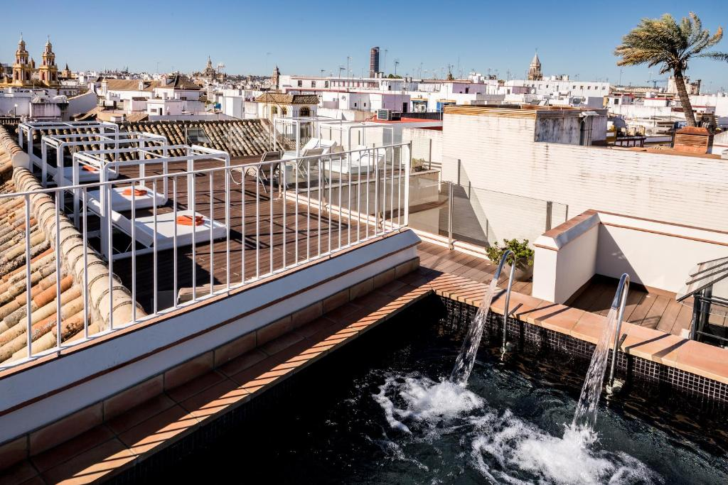 boutique hotels sevilla provinz  92