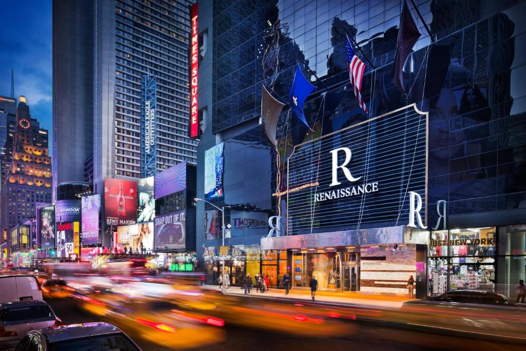hotel renaissance times square new york ny booking com