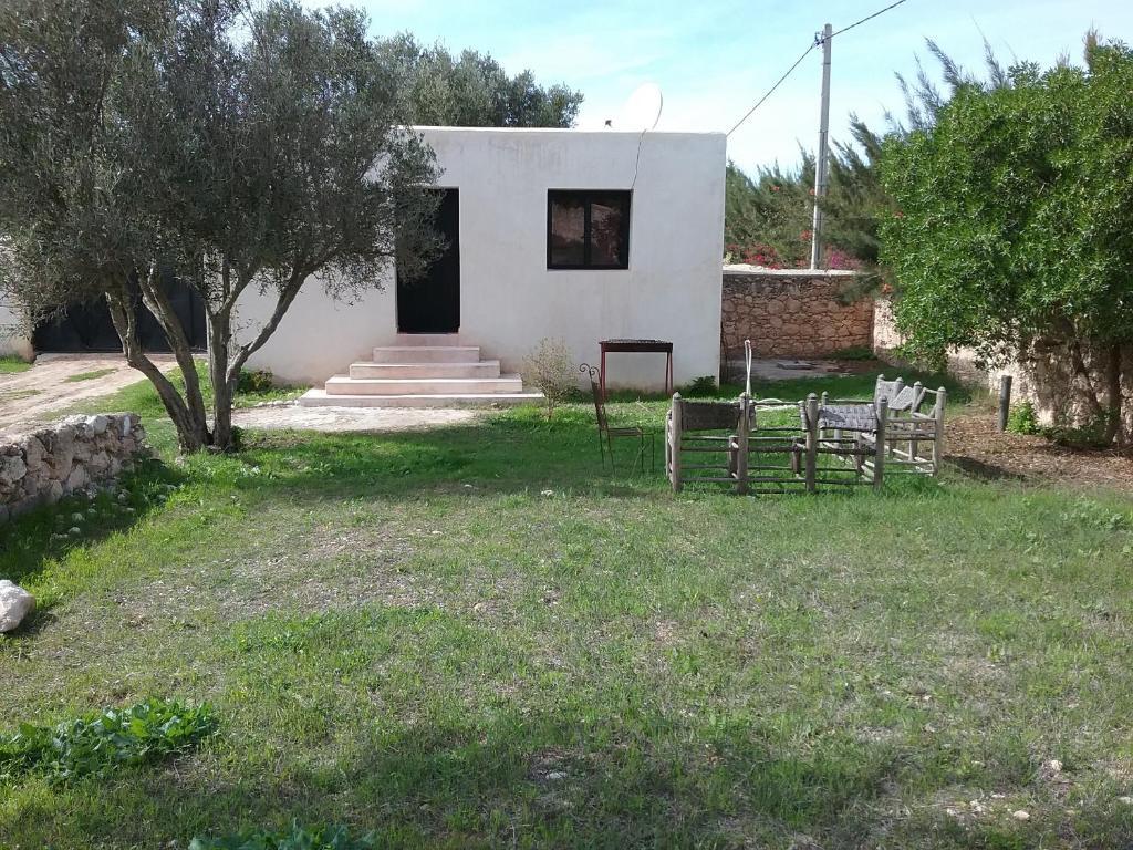 Pension Petite Maison avec Jardin (Marokko Essaouira) - Booking.com
