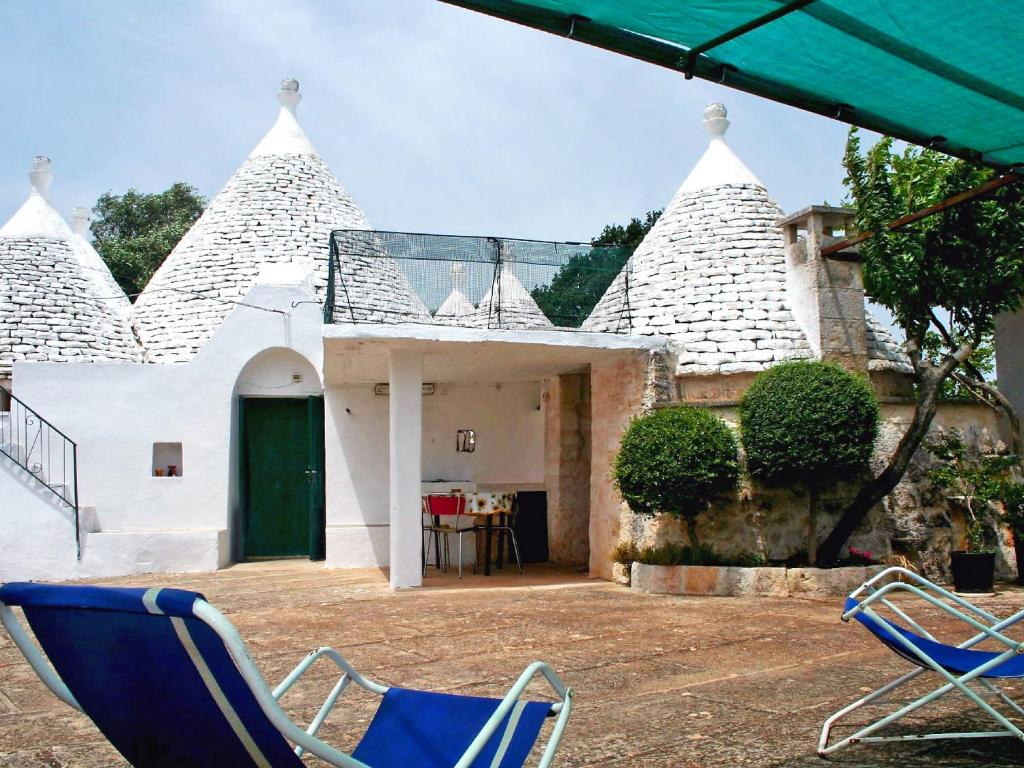 Nearby hotel : Holiday Home Trulli Rustici Ceglie Messapica