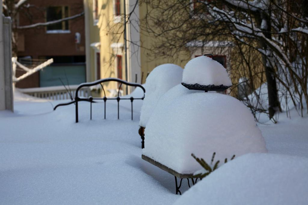 snow of sweden östersund