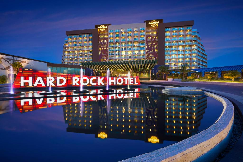 Hard rock hotel cancun all inclusiv canc n con opiniones for Hoteles para 5 personas