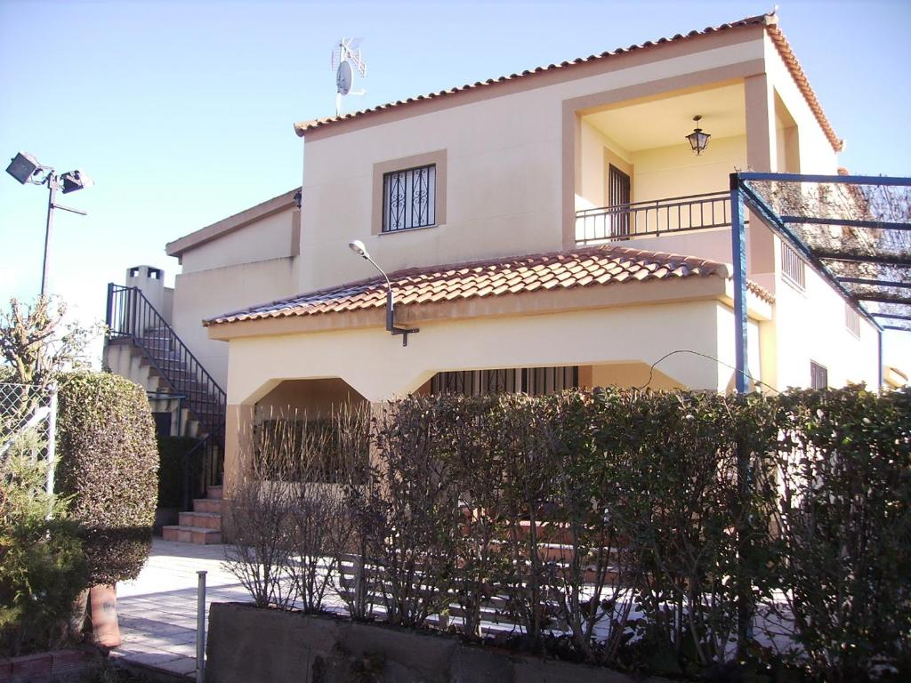 Vakantiehuis Casa Akay (Spanje Zorita) - Booking.com
