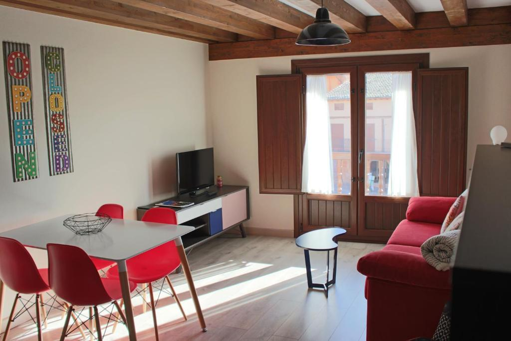 Apartments In Zuzones Castile And Leon