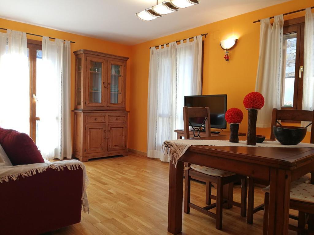 Apartments In Coll Catalonia