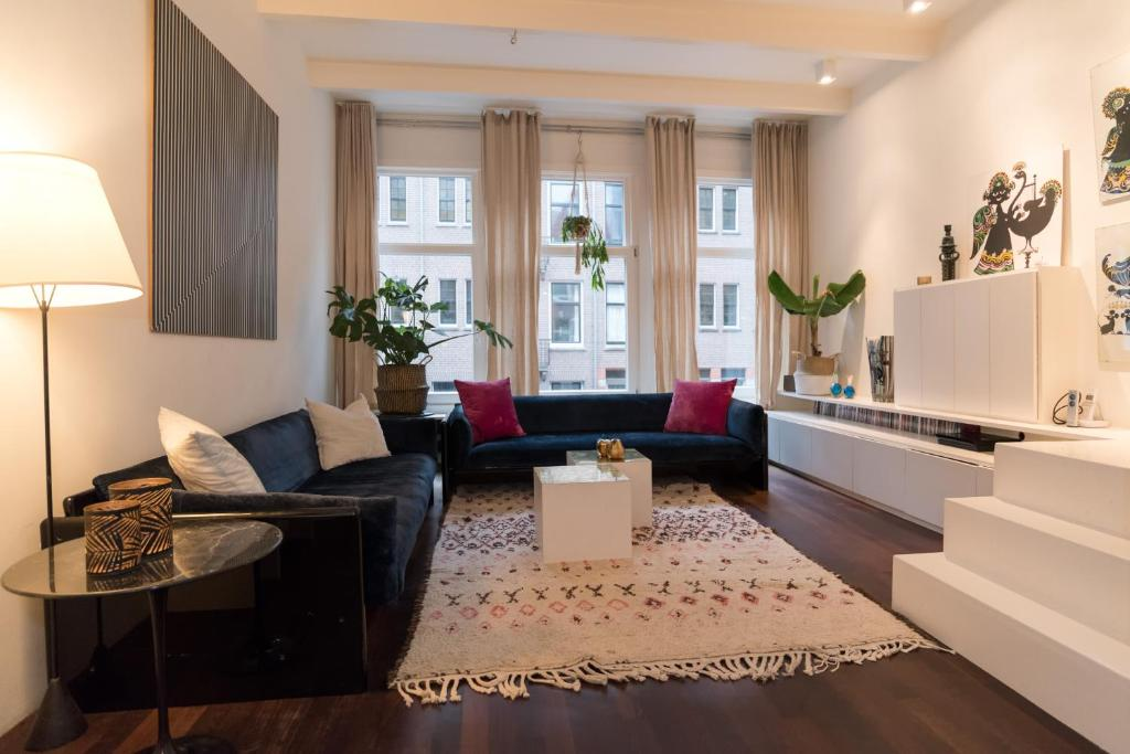 Verwarming Wordt Trendy : Appartement trendy retreat nederland amsterdam booking