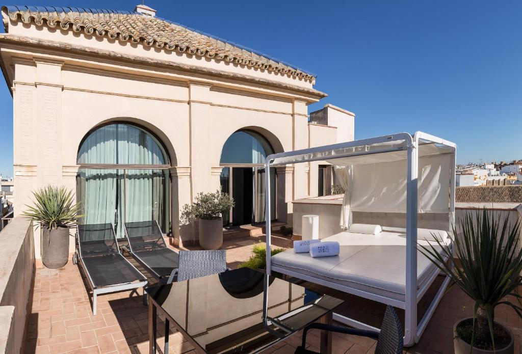 boutique hotels sevilla provinz  206