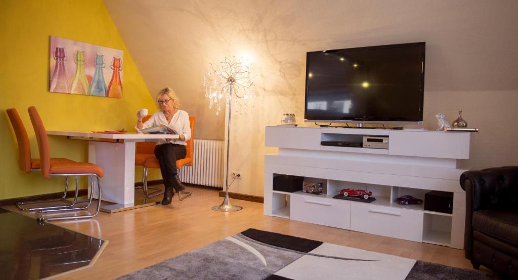 Ferienwohnung Ein nordischer Traum (Deutschland Langen) - Booking.com