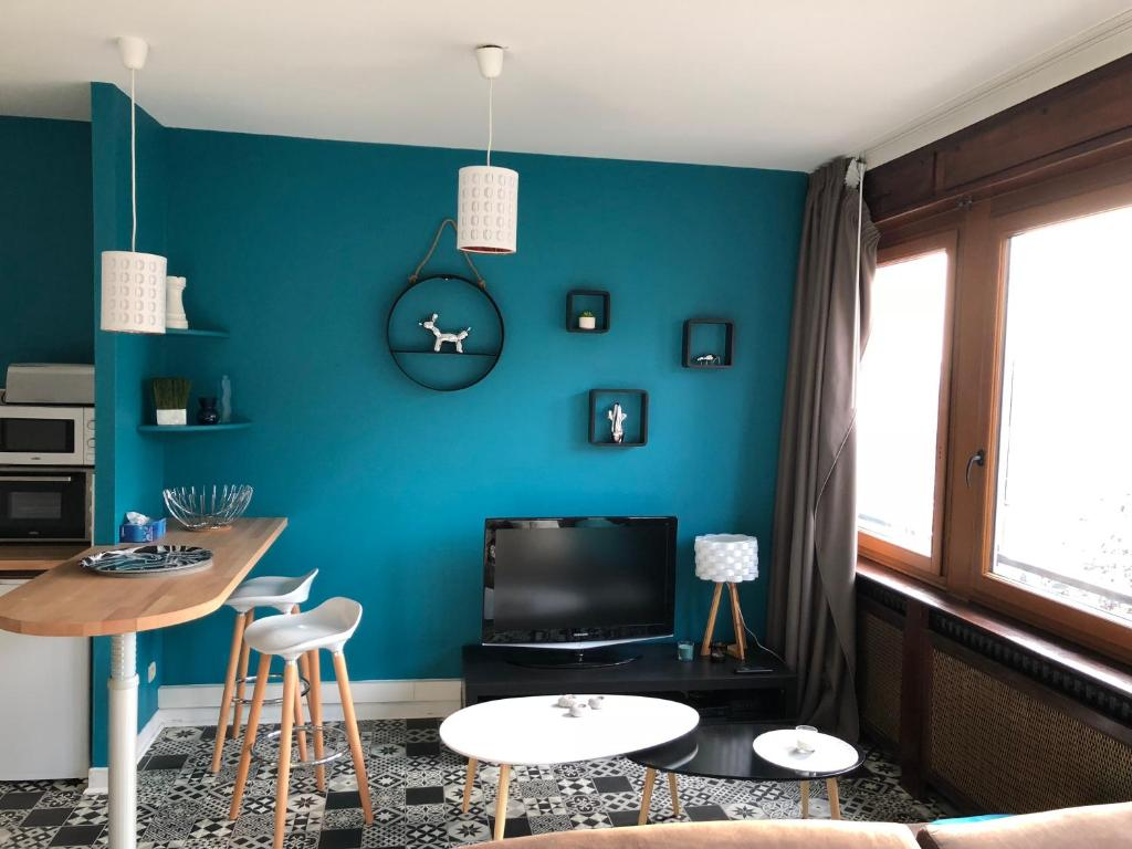 Apartment F2 41m2 Metz Hyper-centre, France - Booking.com