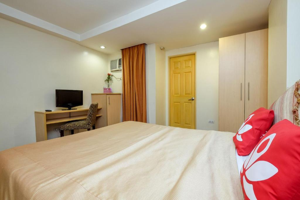Hotel Zen Rooms Zobel Roxas Street Makati Manila Philippines