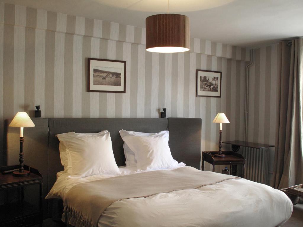 Hôtel La Licorne & Spa, Lyons-la-Forêt – Tarifs 2018