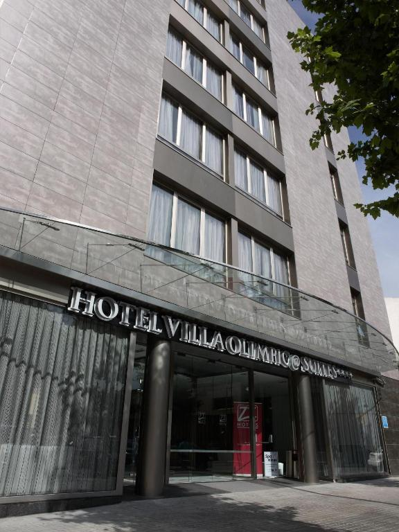 Hotel & Spa Villa Olímpic@ Suites