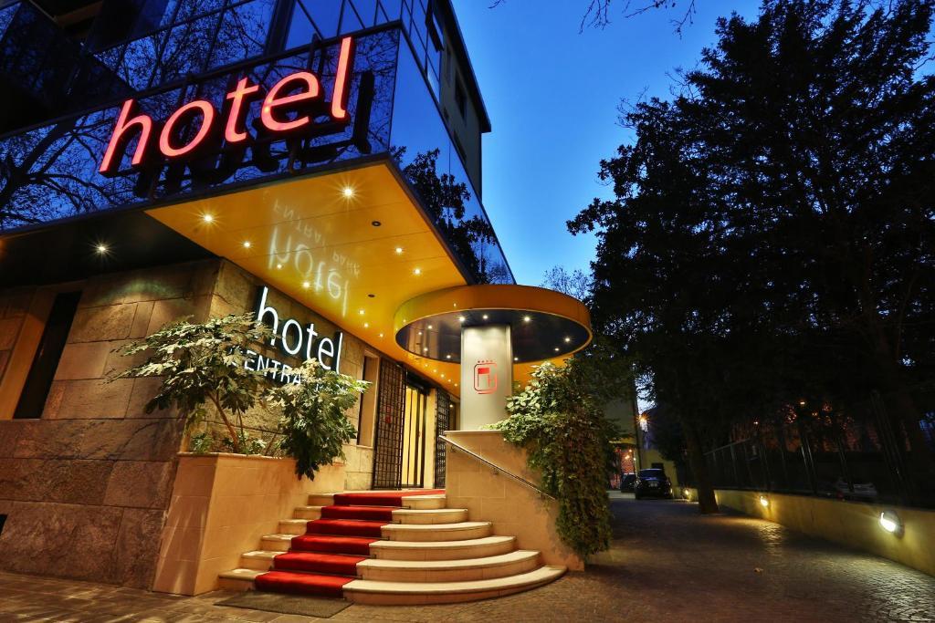 Central Park Hotel Modena Italy Booking Com