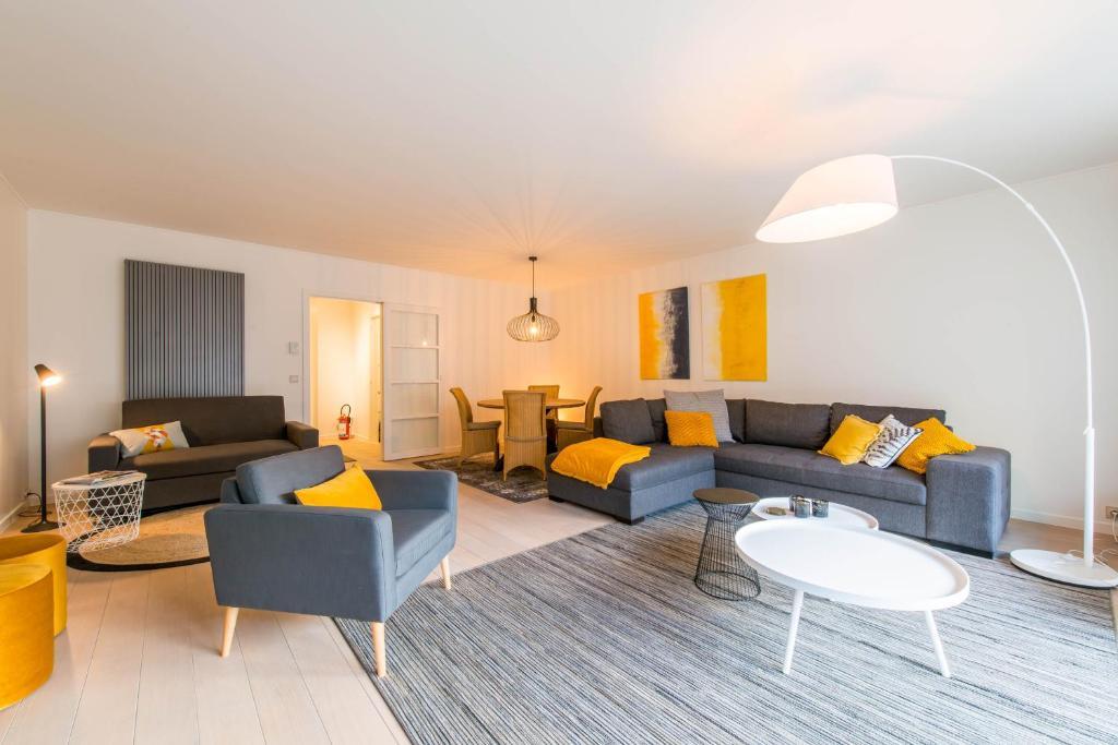 Ferienwohnung Yellow (Belgien Knokke-Heist) - Booking.com
