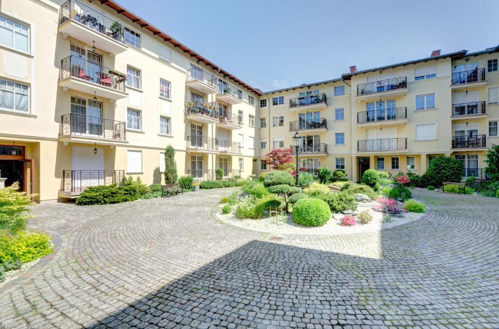 3 City Apartments Patio Mare Poljska Sopot Booking Com