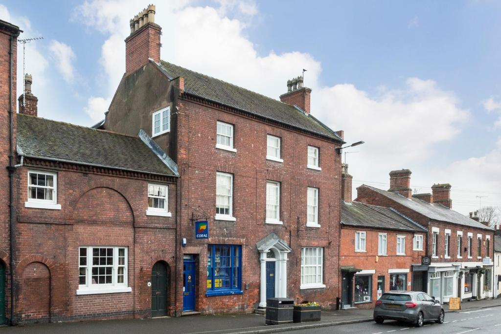 Apartments In Stowe Staffordshire