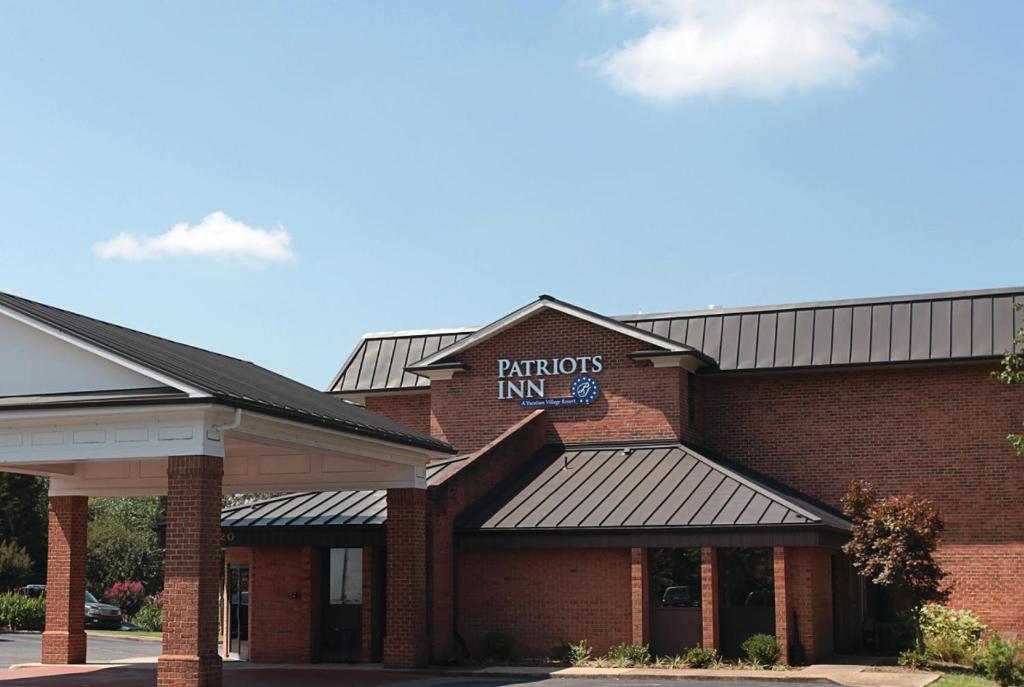 Patriots Inn Williamsburg Va Booking Com