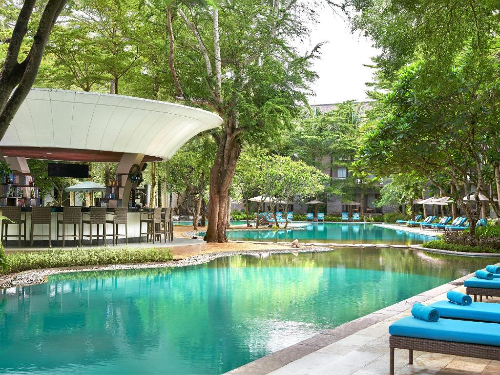Hotel Marriott\'s Bali Nusa Dua Gardens, Indonesia - Booking.com