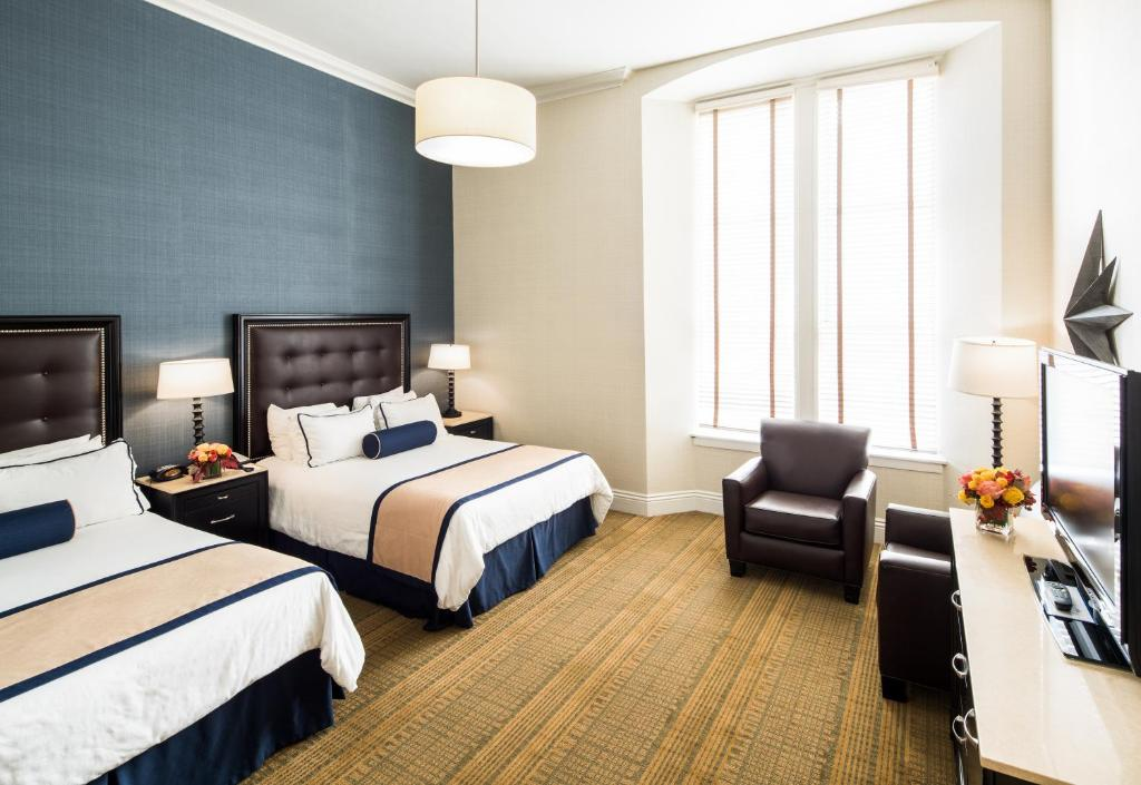 Hotel Marine\'s Memorial Club (USA San Francisco) - Booking.com