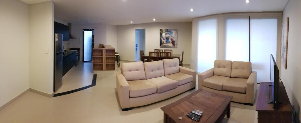 Apartments In Itauguá