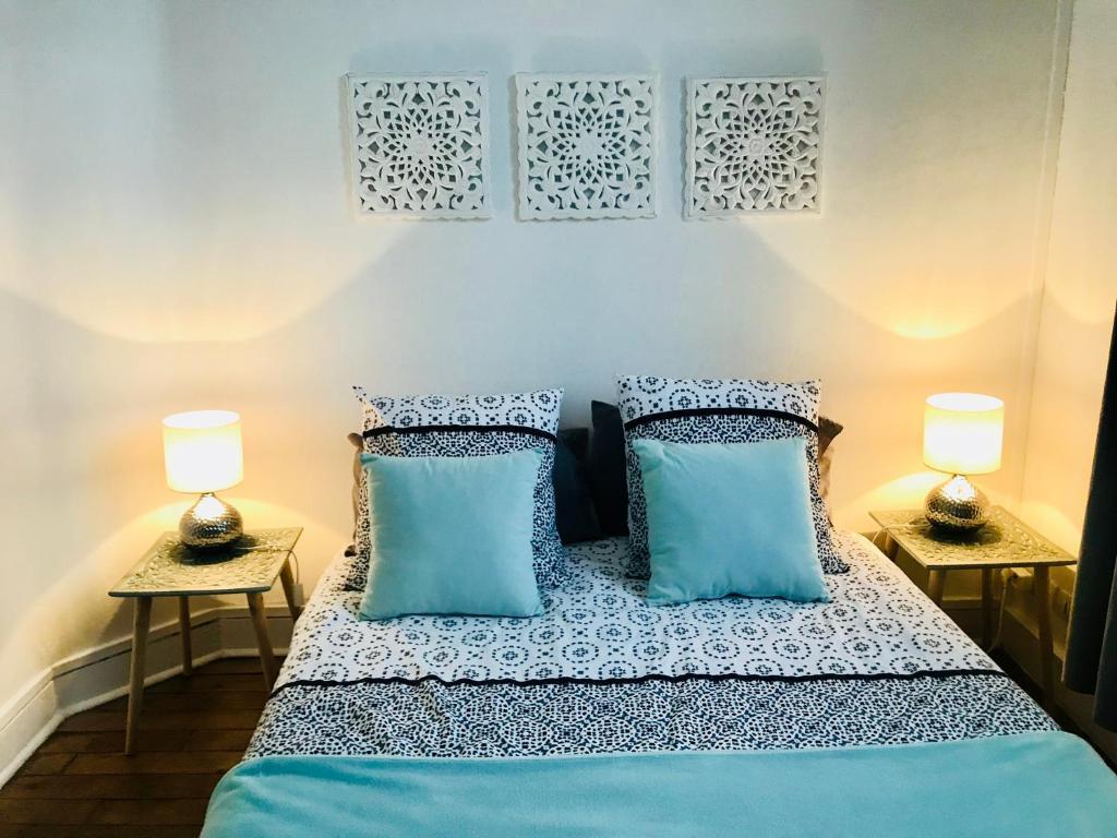 Bed & Breakfast Chambre d\'hotes dans maison conviviale à St Malo ...