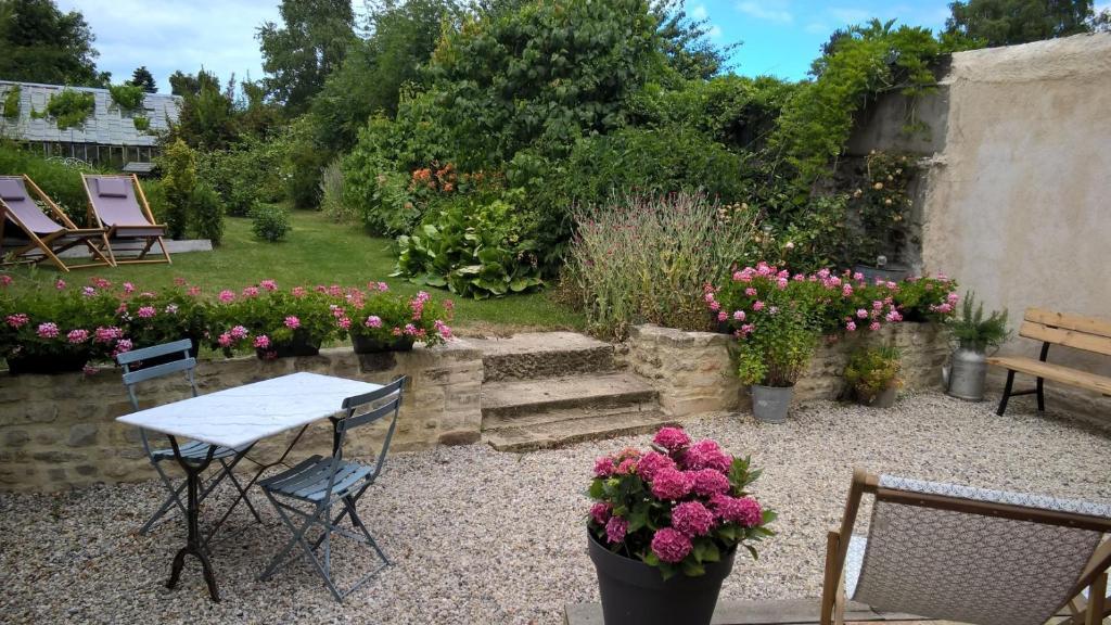 Les Lilas De Bellefontaine Bayeux Tarifs 2019