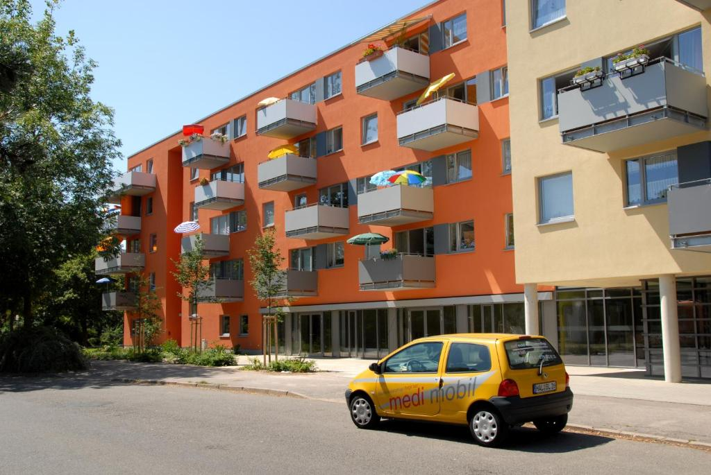 GWG City Apartments V (Deutschland Gimritz) Booking com
