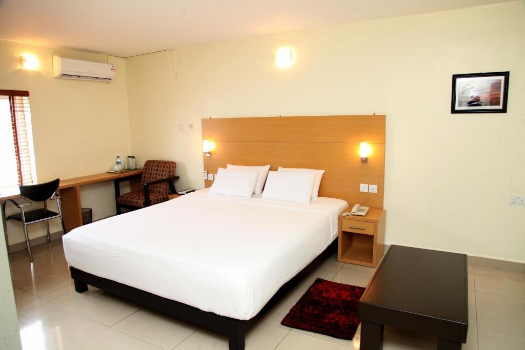 Adis Hotels Ibadan, Nigeria - Booking com