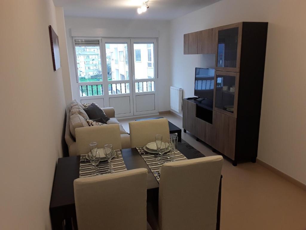 Apartments In Lagoa Galicia