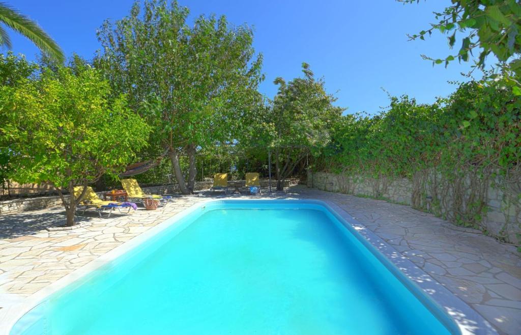 Villa Phoenica Griechenland Andipaxos Booking Com