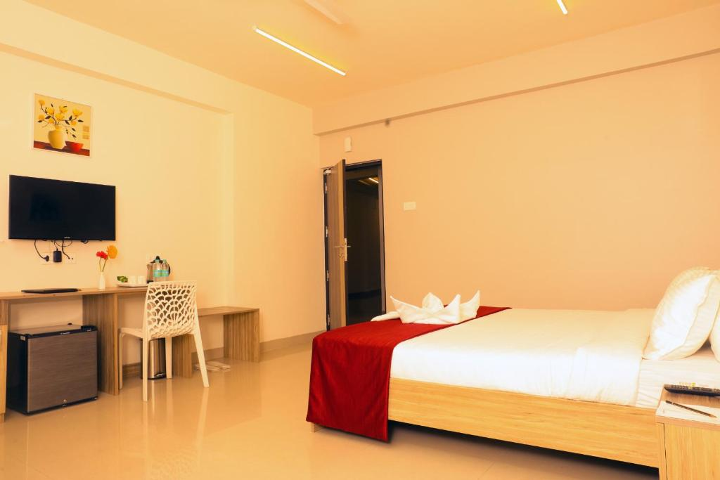 Hotel corporate stays mahindra world city singapperumlkovil india gallery image of this property gumiabroncs Images