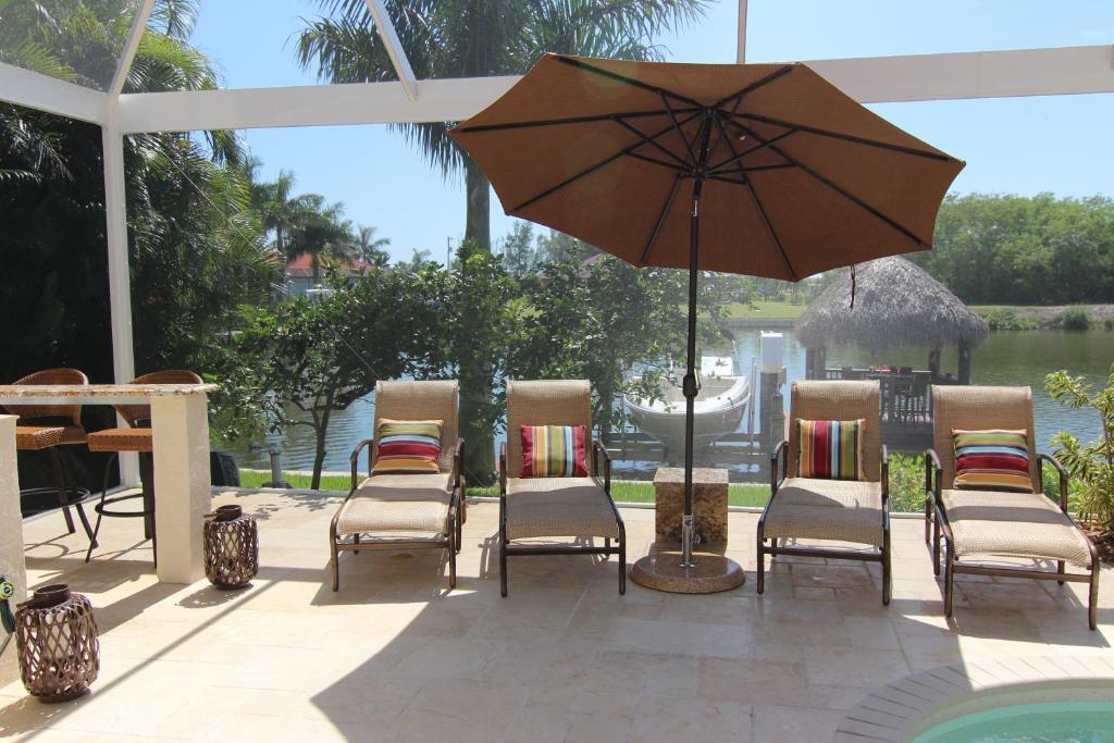 Patio Furniture Cape Coral Fl.Villa Palma Florida Cape Coral Fl Booking Com