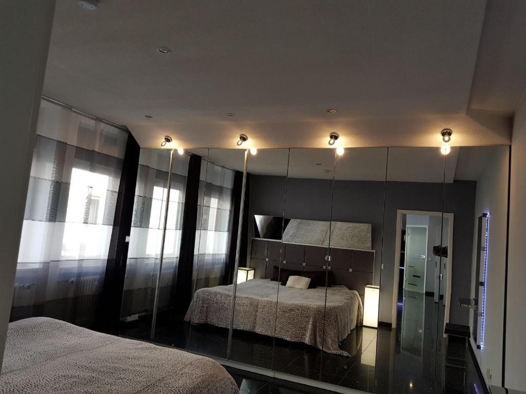 Apartment Design Wohnung Saarbrucken Germany Booking Com