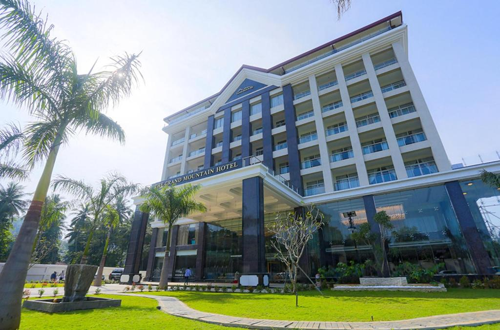Grand Mountain Hotel Matale