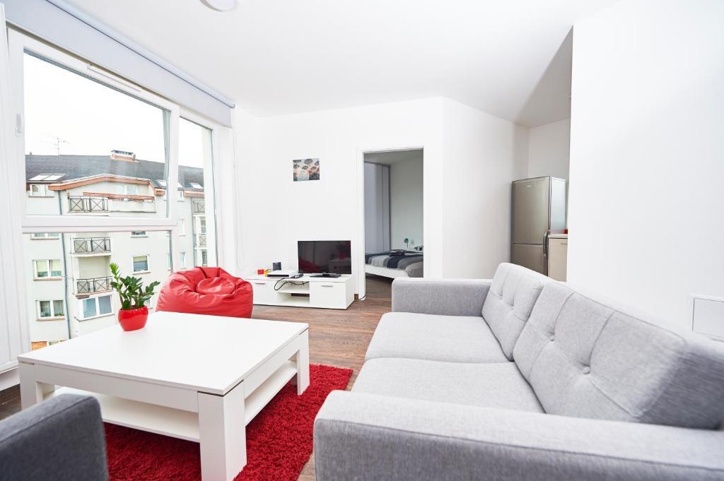 Apartament Cube, Lublin, Poland - Booking.com on
