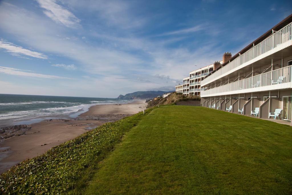 The Coho Oceanfront Lodge LincolnCity UnitedStates