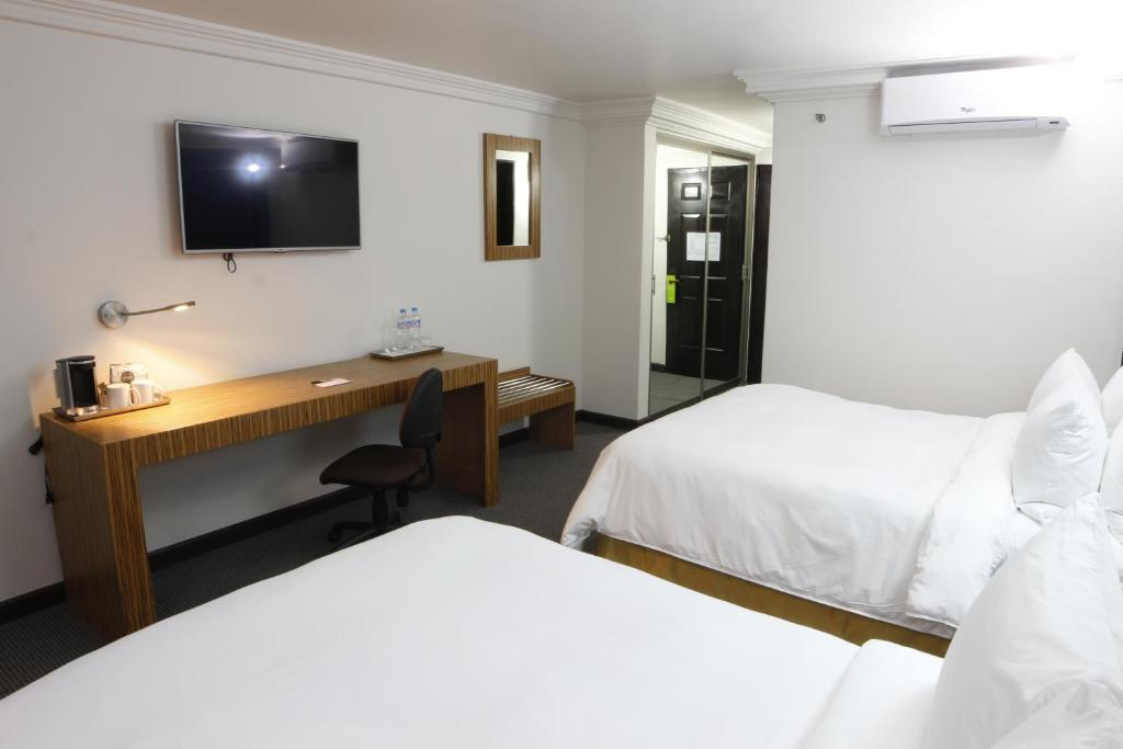 Radisson Hotel Del Rey Toluca, Toluca – Precios actualizados 2018