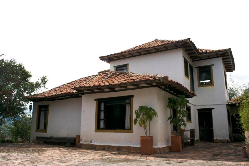 Casa de campo Campus Solem (Colombia Villa de Leyva ...