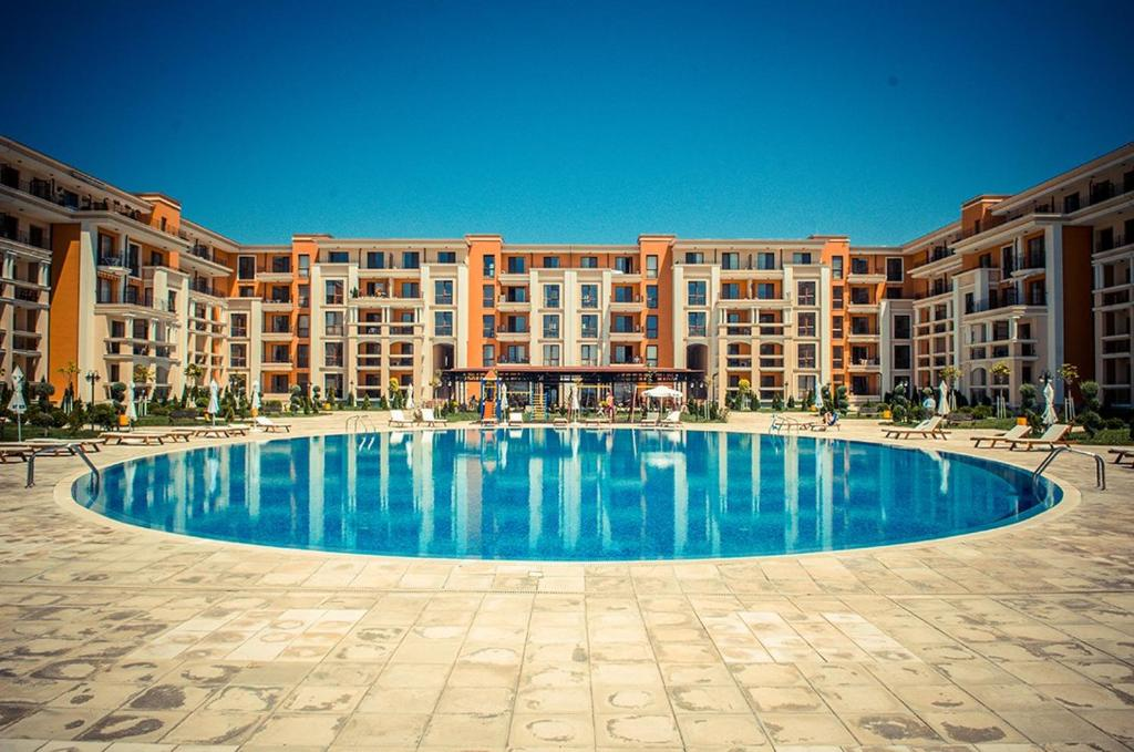 Апартамент Prestige Fort Sveti Vlas - Свети Влас