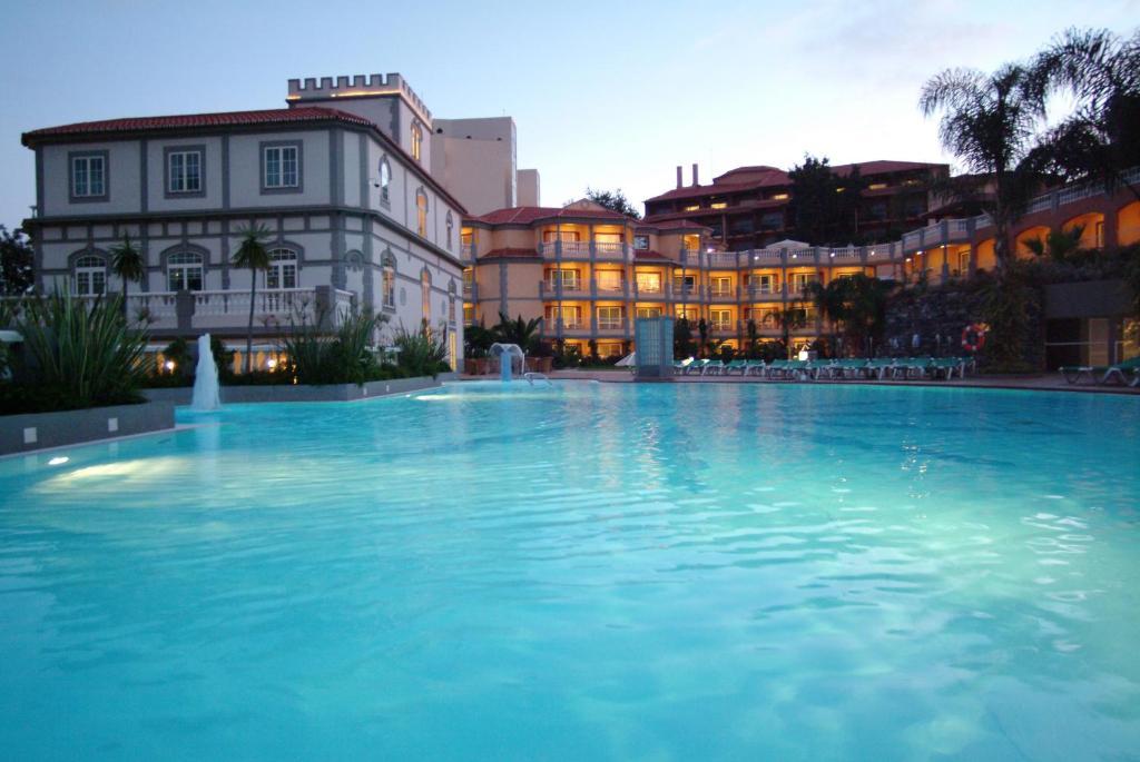 Aparthotel pestana miramar garden funchal portugal for Portugal appart hotel