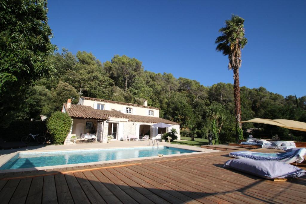 Image De Belle Villa villa belle maison, saint paul de vence, france - booking