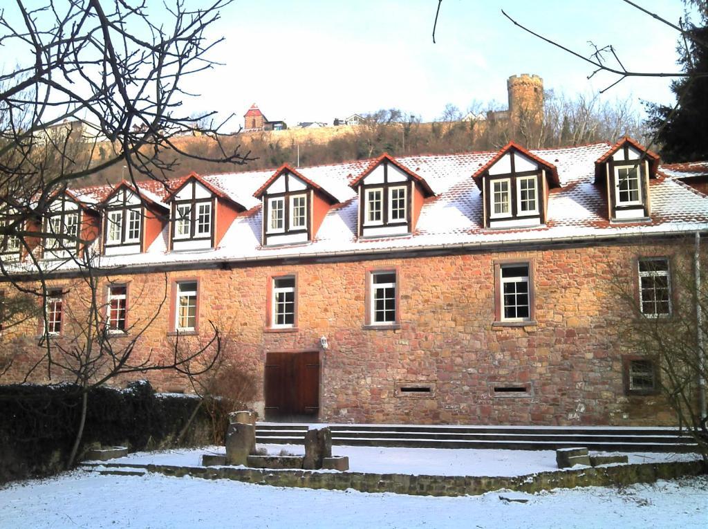 Guesthouse Gastehaus Felsenmuhle Tal, Neuleiningen, Germany ...