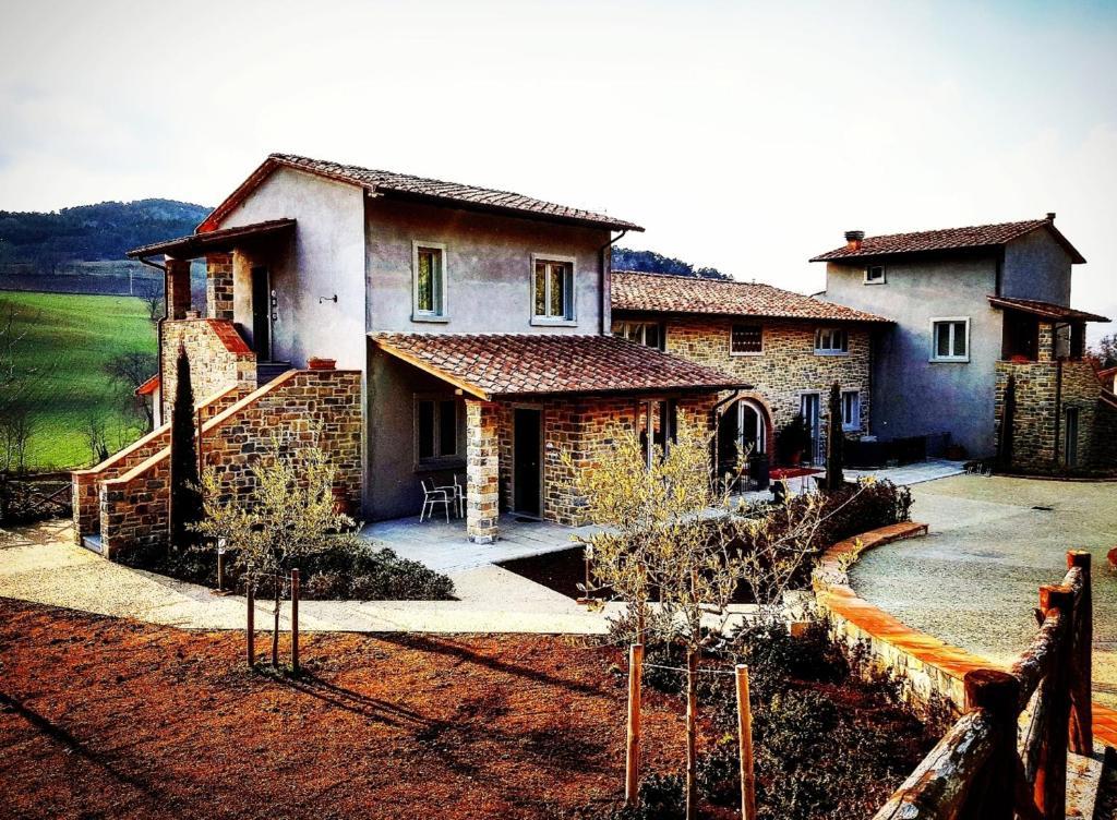 Apartments In Talla Tuscany