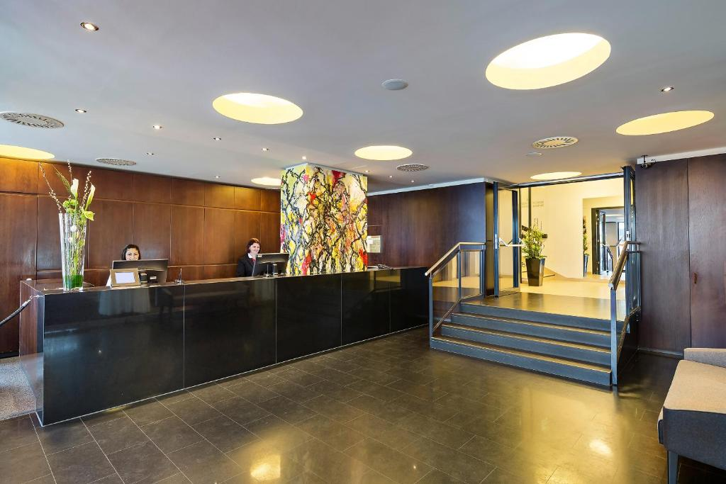 Austria Trend Hotel Europa Wien Osterreich Wien Booking Com